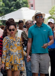 Beyoncé and Jay-Z's
