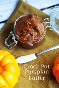 Crock Pot Pumpkin Bu