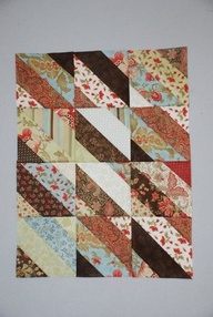 jelly roll quilt pat