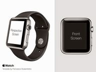 15 Apple Watch mocku