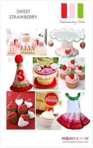 Sweet Strawberry Par