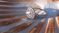 Double Halo Diamond