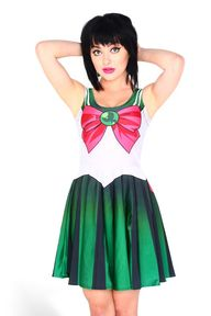 Sailor Jupiter dress