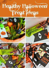 DIY: Healthy Hallowe