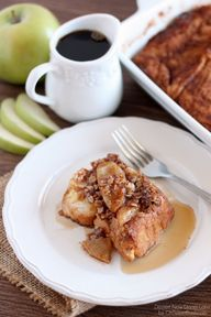 Apple French Toast C