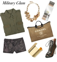 Military Glam