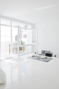 The White Retreat by