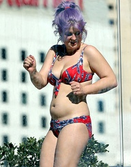 Kelly Osbourne in Se