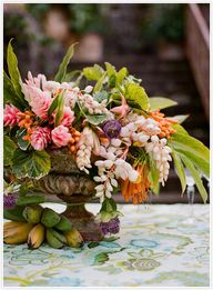 Tropical Wedding fro