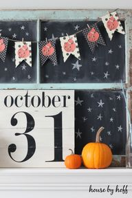 Create a DIY Hallowe