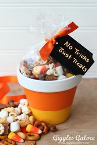 Make Halloween Candy