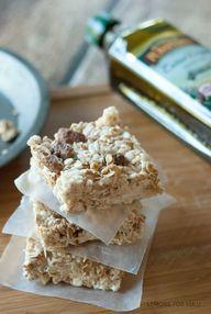 Maple Granola Rice K
