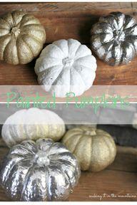 Painted Pumpkins : m