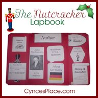 Nutcracker Lapbook -