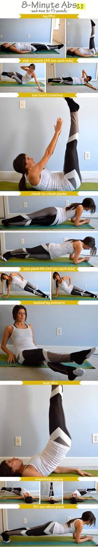 8-Minute Abs