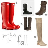Boots I want for fal