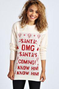 Samia Santa Elf Chri
