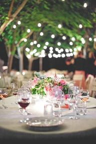 Romantic evening aff