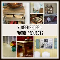 7 Repurposed Wood Pr