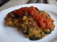 Amaranth Veggie Patt