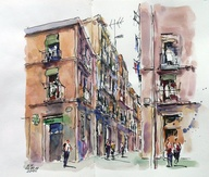 barcelona's sketchcr