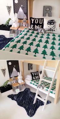 Forest Bedroom, sour