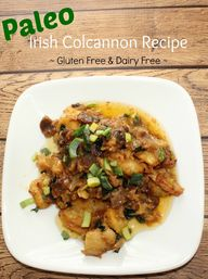 Irish Colcannon Reci