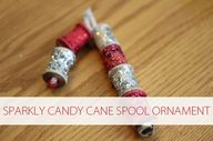 Wooden Spool Candy C