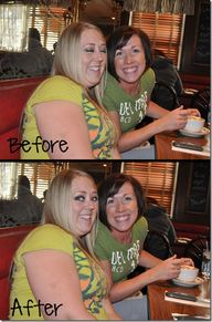 How to fix a photo w