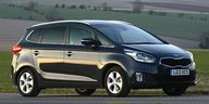 Kia Carens: the best