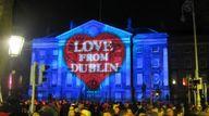 NYE Dublin Festival...