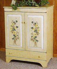 Amish Floral Primiti
