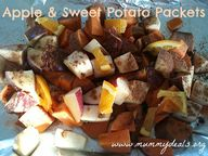 Apple & Sweet Potato
