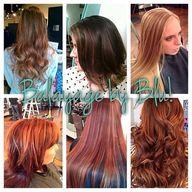 #balayage #hair #col
