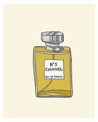 CHANEL N5 Medium by