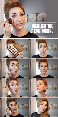 How To Contour and H