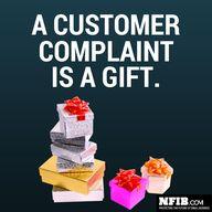 Customer feedback is
