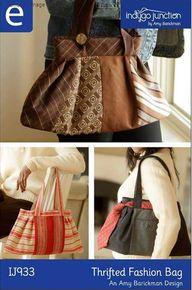 Thrifted Fashion Bag