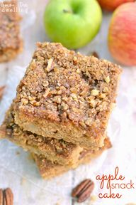 Apple Snack Cake fro