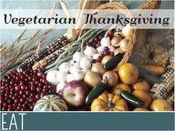 A Vegetarian Thanksg