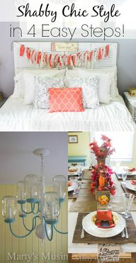 The Shabby Chic Styl
