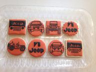Jeep Lover Cookies #...
