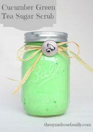 Cucumber Green Tea S