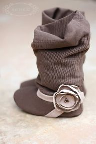 Slouch Boot - idea to make for 18 inch dolls