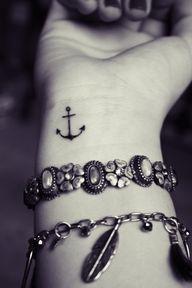 the first tattoo i e