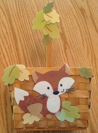 Forest Friends Fox b