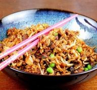 Chinese Fried Rice: