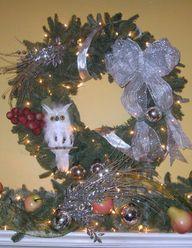 Fraser Fir Wreath an
