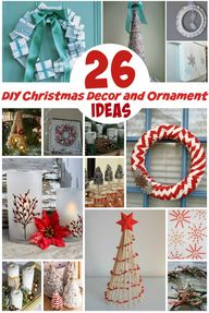 26 DIY Christmas Dec