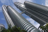 Petronas Towers in K